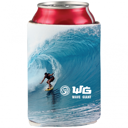 Full Color Foam Can Cooler