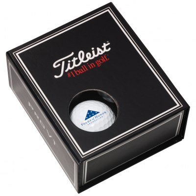 Titleist® 3-Ball Appreciation Box Factory Direct