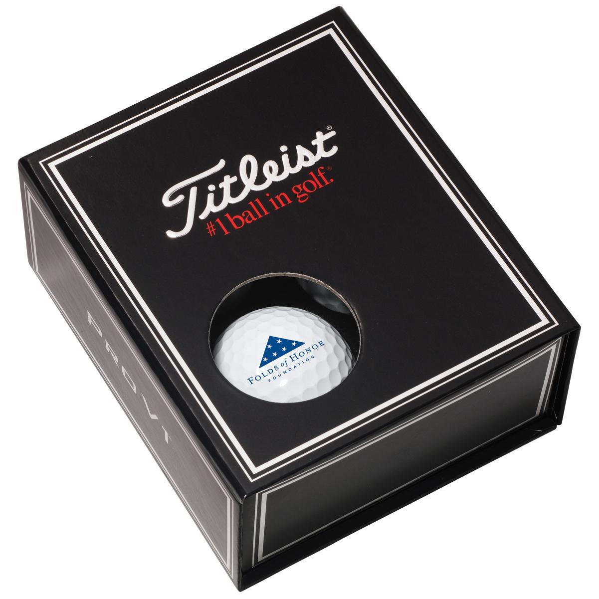 Titleist® 3-Ball Appreciation Box Factory Direct