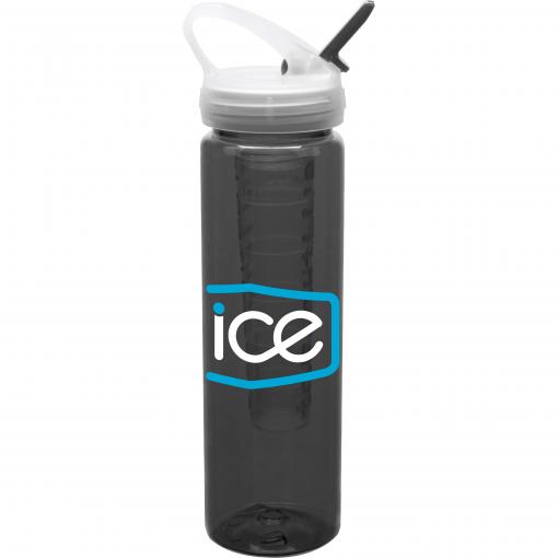 25 oz Bottle w/ Ice Stick