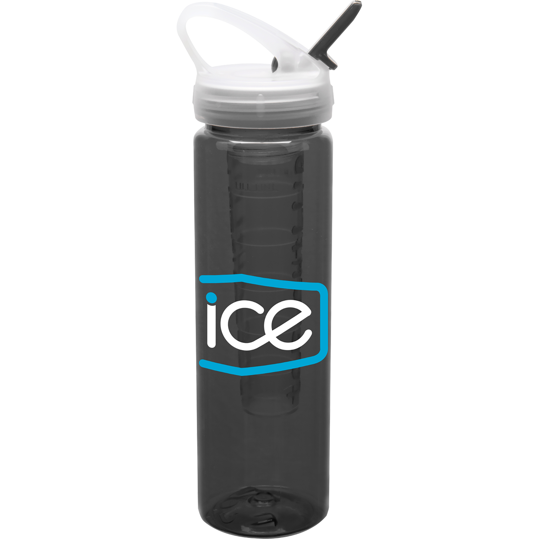 25 Oz. Bottle w/ Ice Stick