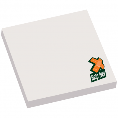 "3"" x 3"" Adhesive Notepad - 50 Sheets"