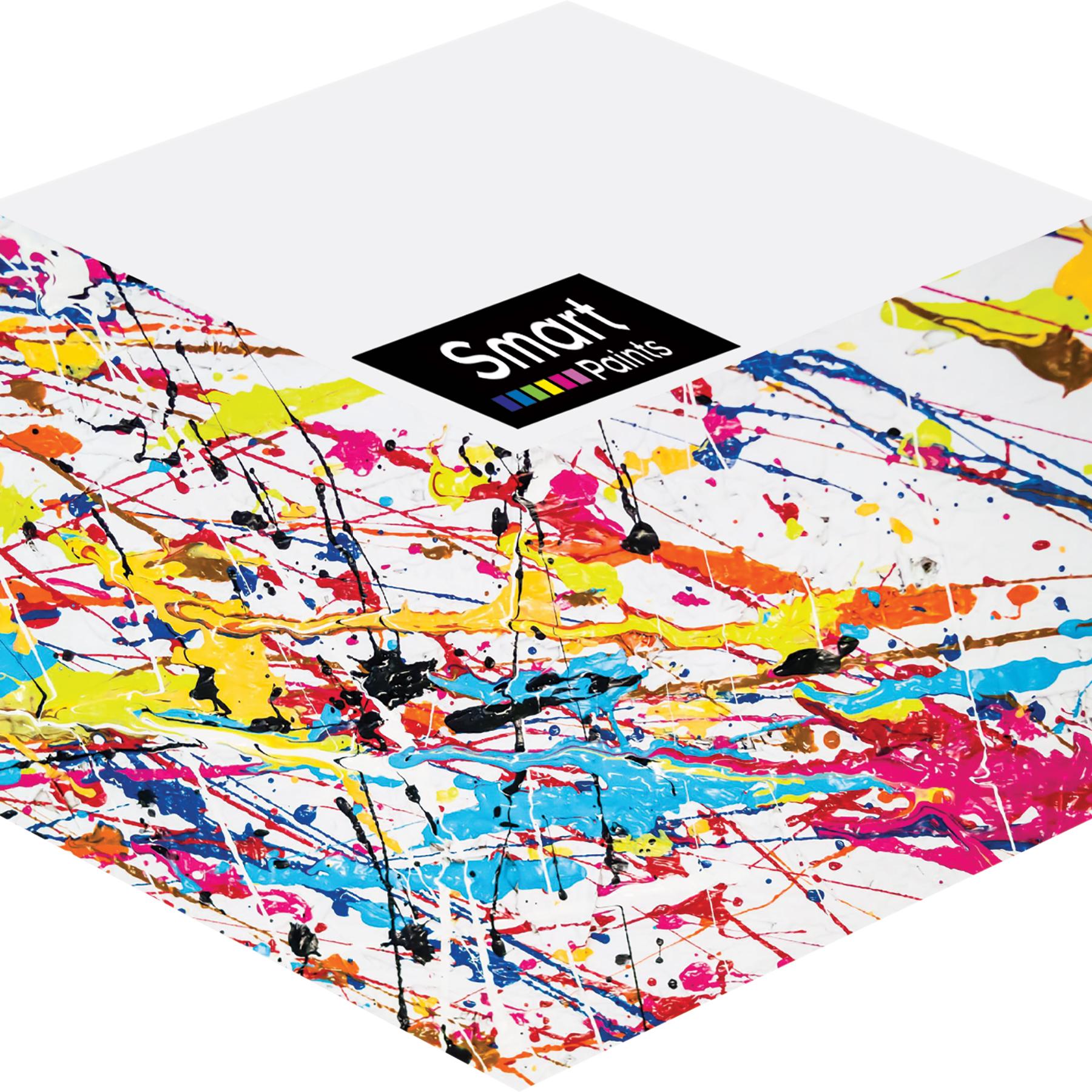 """3"""" x 3"""" Adhesive Notepad Cube -550 Sheets"""