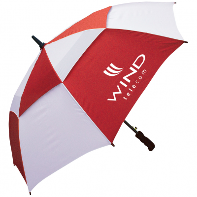 "48"" Windbuster Auto Open Umbrella"