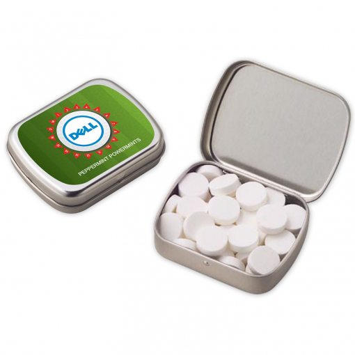 Flap Tin Mints - Power Peppermints