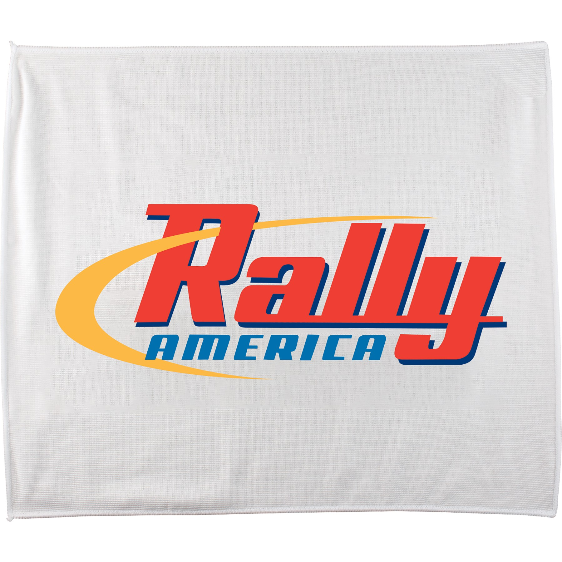 "15"" x 18"" Poly Blend Rally Towel"