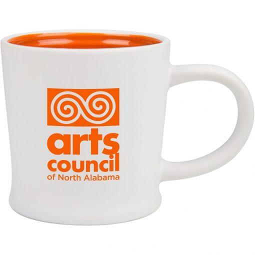 14 Oz. Ripple Ceramic Mug