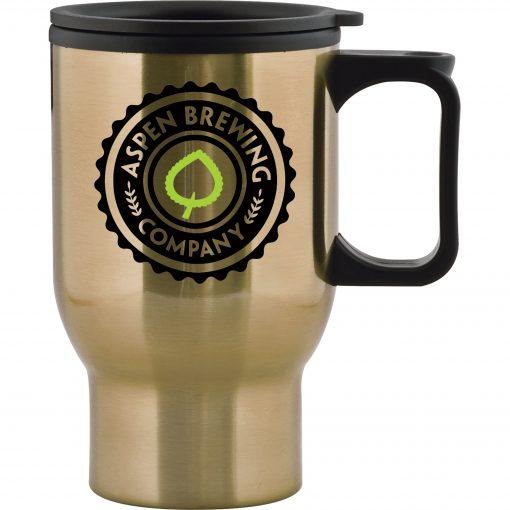 15 oz Aspen Stainless Travel Mug