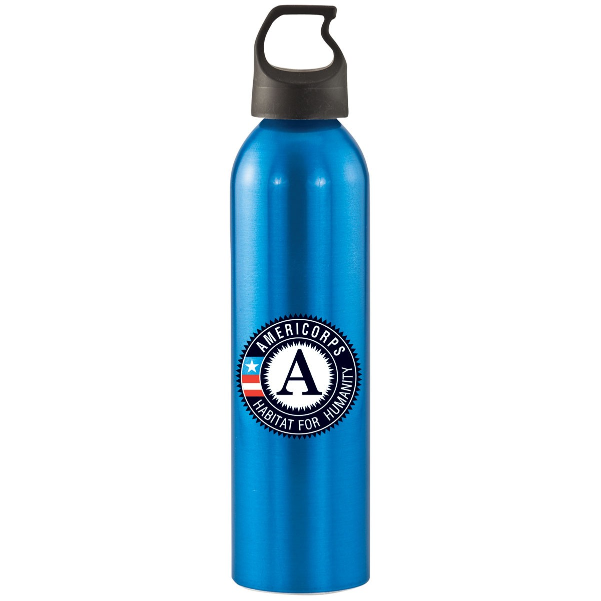 24 Oz. Patriot Aluminum Bottle
