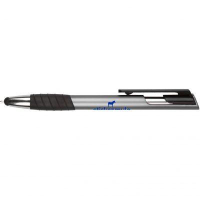 Kickstand Metallic Stylus Pen & Phone Stand