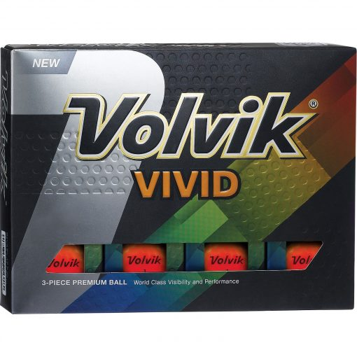Volvik Vivid Golf Ball