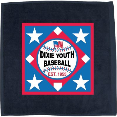 "15"" x 15"" Hemmed Color Rally Towel"