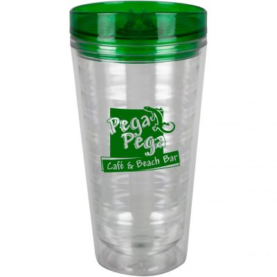 16 oz Seeker Tritan Travel Tumbler