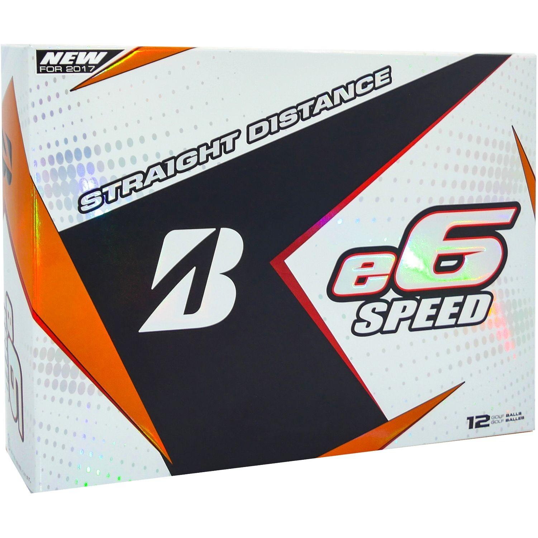 Bridgestone E6 Speed Golf Ball