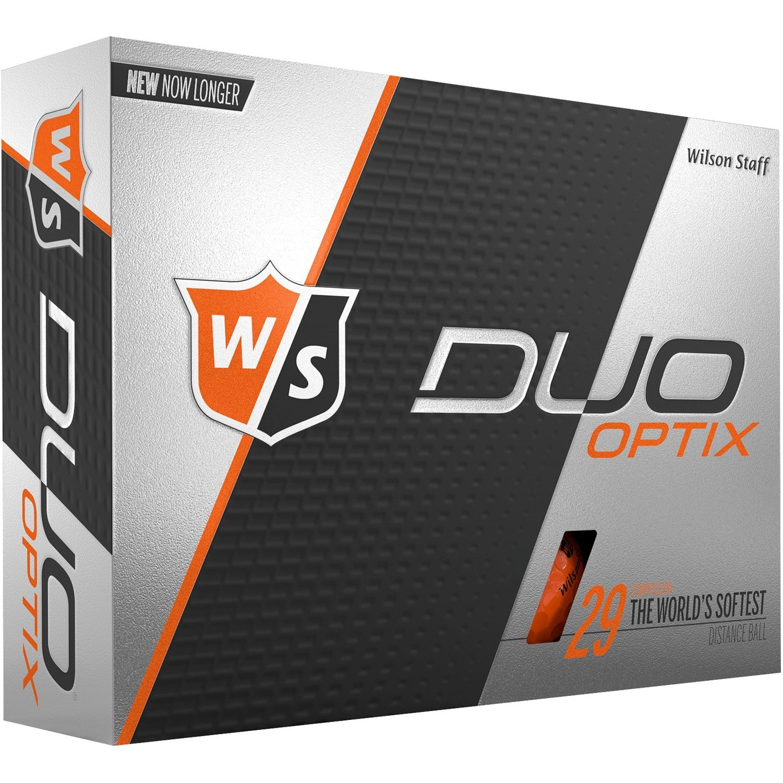 Wilson Duo Optix Golf Ball