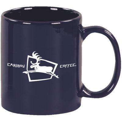 11 Oz. Cobalt Windstone Ceramic Mug