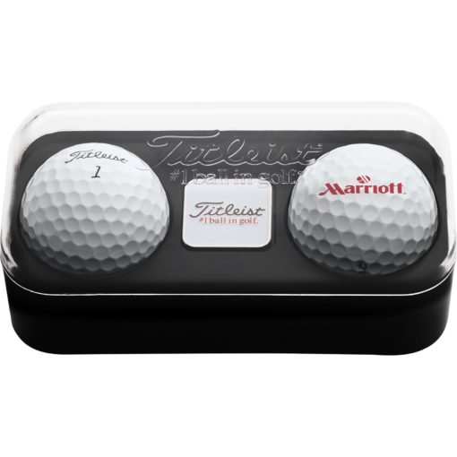 Titleist® 2-Ball Pack with Ball Marker