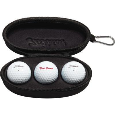 Titleist® 3-Ball Sunglass Case