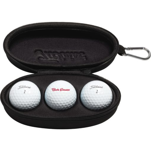 Titleist® 3-Ball Sunglass Case