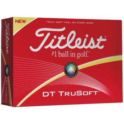 Titleist® DT TruSoft™ Balls