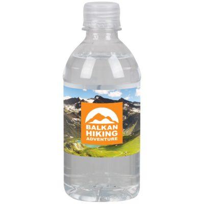 12 Oz. Water Bottle Standard Label