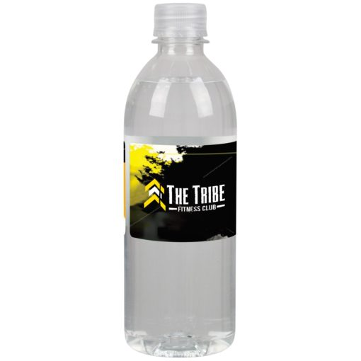 16.9 Oz. Water Bottle Standard Label