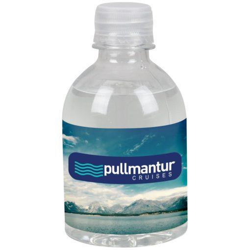8 Oz. Water Bottle Standard Label