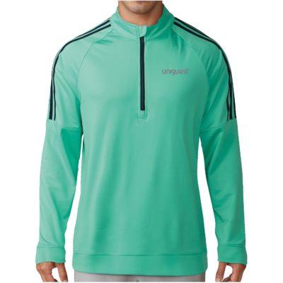 Adidas® 3 Stripe Classic 1/4 Pullover