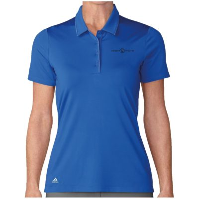 Adidas® Ultimate 365 Short Sleeve Polo Shirt