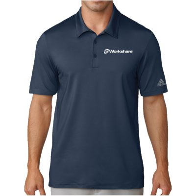 Adidas® Ultimate 365 Solid Polo Shirt