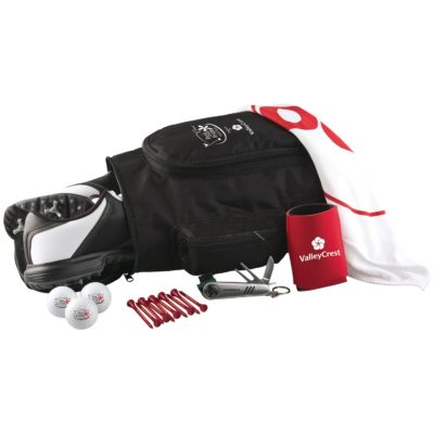 Deluxe Shoe Bag Kit w/Warbird 2 Golf Ball