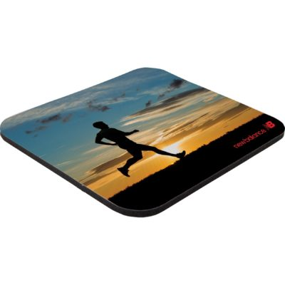 "Full Color Soft Surface Mouse Pad (7""x8""x1/8"")"
