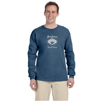 Gildan® Adult Ultra Cotton® 6 Oz. Long-Sleeve T-Shirt