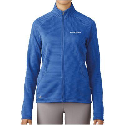 Ladies Adidas® Essentials Textured Jacket