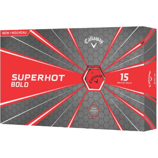 Superhot Golf Ball