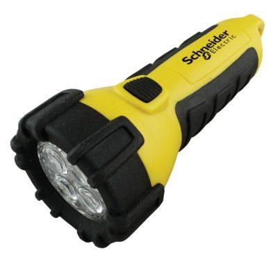 55 Lumen LED Dorcy Waterproof Floating Flashlight