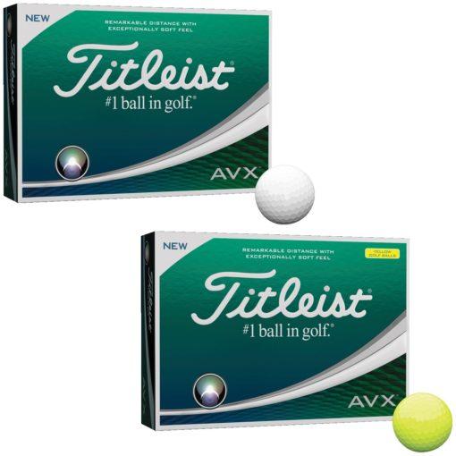Titleist® AVX® Golf Balls