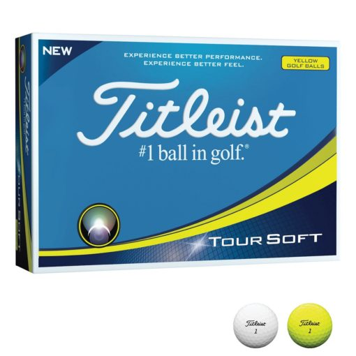 Titleist Tour Soft Golf Ball