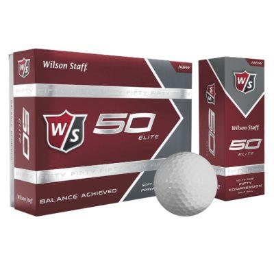 Wilson Staff® 50 Elite Balls