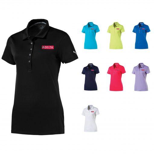 Ladies Puma Pounce Polo Shirt