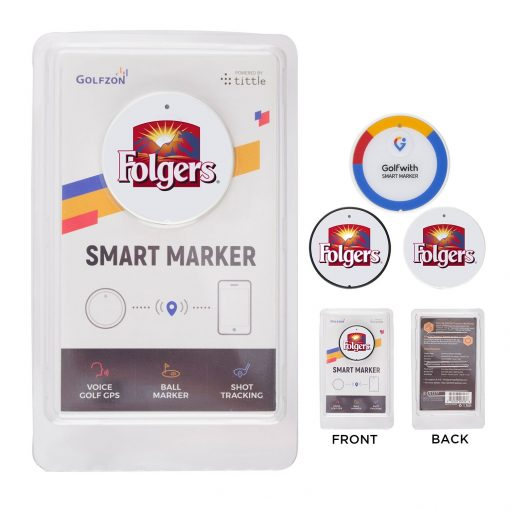Golf with Smart Marker