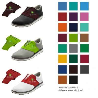 Jack Grace Custom Golf Shoe
