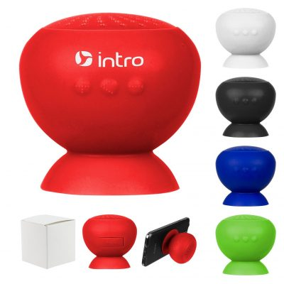 Orb Silicone Bluetooth Speaker While Supplies Last