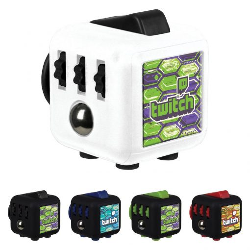 Twitch Stress Relieving Cube While Supplies Last
