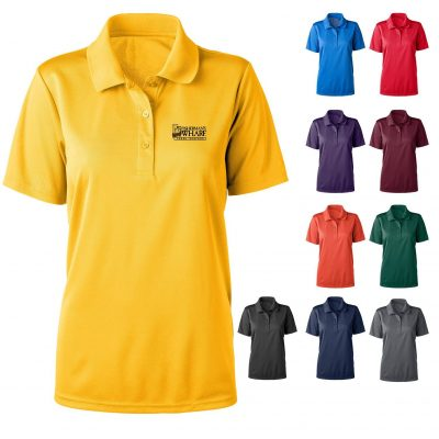 Womens Harrison Polo'
