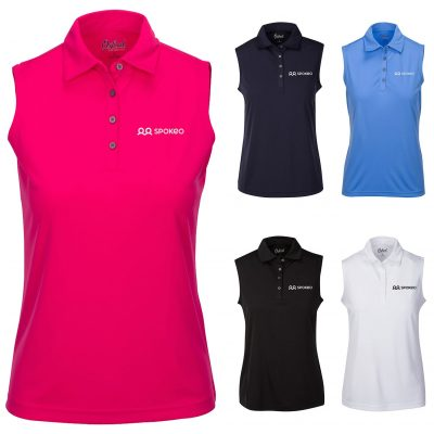 Womens Sleeveless Robins Polo'