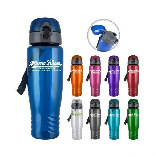 28 oz Bottle with Trekker Lid
