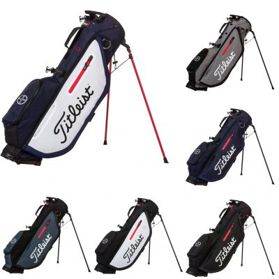 Titleist Players 4 Carry Bag