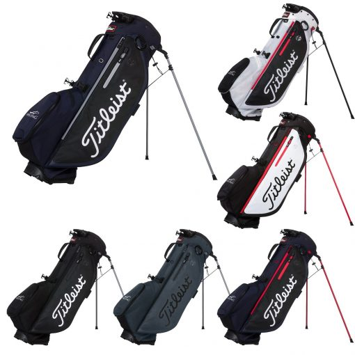 Titleist Players 4 Carry Bag Plus