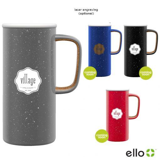 18 oz Ello Campy Vacuum Stainless Mug